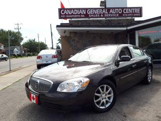 Used 2008 Buick Lucerne CXL for sale in Scarborough, ON