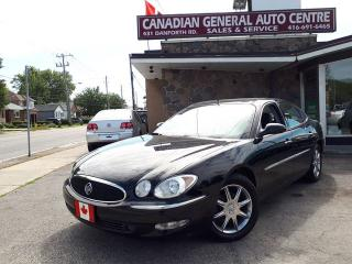 Used 2005 Buick Allure for sale in Scarborough, ON