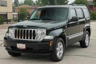 Used 2010 Jeep Liberty Sport ONLY 108K | 4x4 | Sunroof | CERTIFIED for sale in Waterloo, ON