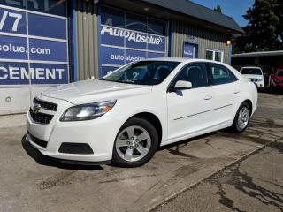 Used 2013 Chevrolet Malibu Ls + Mag for sale in Boisbriand, QC