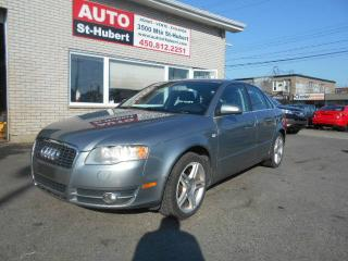 Used 2006 Audi A4 3.2 Quattro for sale in Saint-hubert, QC