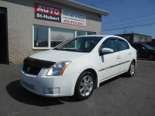 Used 2008 Nissan Sentra 2.0 ** AUTOMATIQUE ** for sale in Saint-hubert, QC