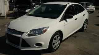 Used 2014 Ford Focus S Gar. Ford 20-06 for sale in Repentigny, QC