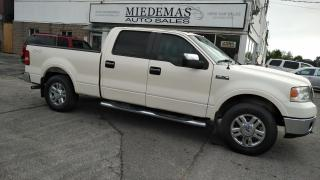 Used 2008 Ford F-150 Lariat for sale in Mono, ON