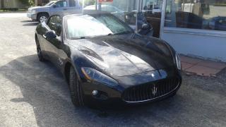 Used 2011 Maserati GranTurismo GTC for sale in Niagara Falls, ON
