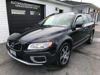 Used 2012 Volvo XC70 T6 Premier Plus for sale in Kingston, ON