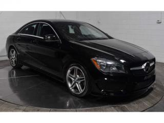 Used 2014 Mercedes-Benz CLA-Class Cla250 Sport Pack 4 for sale in St-hubert, QC
