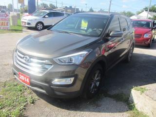 Used 2014 Hyundai Santa Fe PREMIUM SPORT for sale in Hamilton, ON