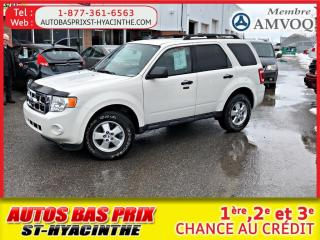 Used 2009 Ford Escape XLT for sale in St-Hyacinthe, QC