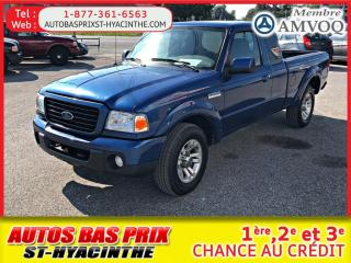 Used 2008 Ford Ranger SPORT for sale in St-Hyacinthe, QC