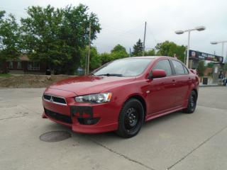 Used 2008 Mitsubishi Lancer GTS Auto for sale in King City, ON