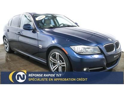 Used 2011 Bmw 335i Xdrive Cuir Touvrant For Sale In St Jean Sur