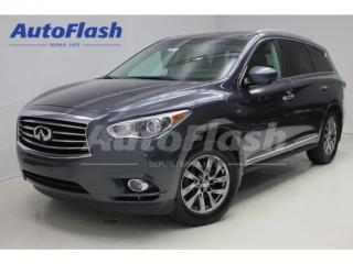 Used 2014 Infiniti QX60 Tech-Pkg Camera 360 for sale in St-Hubert, QC