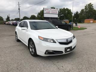 Used 2012 Acura TL w/Tech Pkg NAV SH-AWD for sale in Komoka, ON