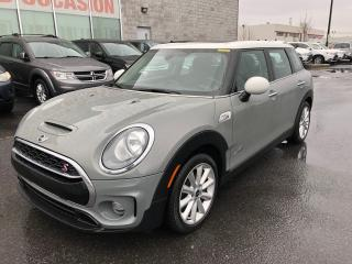 Used 2017 MINI Cooper Clubman S Awd Cuir+toit for sale in St-Hubert, QC