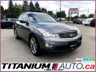 Used 2015 Infiniti QX50 AWD-GPS-360 Camera-Sunroof-Heated Leather Seats-XM for sale in London, ON