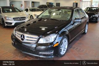 Used 2013 Mercedes-Benz C-Class C300 Awd, T.ouvrant for sale in Québec, QC
