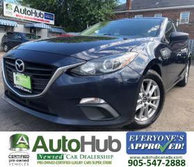Used 2015 Mazda MAZDA3 GS-BACKUP CAMERA-HTD SEATS for sale in Hamilton, ON