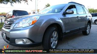 Used 2011 Subaru Outback 2.5i|NO ACCIDENT|ALLOYS|BLUETOOTH|CERTIFIED for sale in Oakville, ON