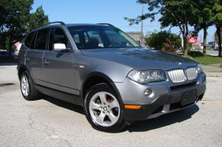 Used 2007 BMW X3 3.0Si for sale in Mississauga, ON