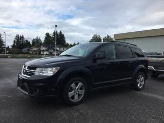 Used 2011 Dodge Journey SXT + 7 PASSENGER + SUNROOF + BLUETOOTH + REAR PARK ASSIST for sale in Surrey, BC