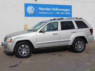 Used 2010 Jeep Grand Cherokee LIMITED 4WD - LEATHER / SUNROOF for sale in Edmonton, AB