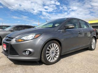 Used 2012 Ford Focus Titanium for sale in Pickering, ON