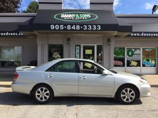 Used 2006 Toyota Camry XLE for sale in Mississauga, ON
