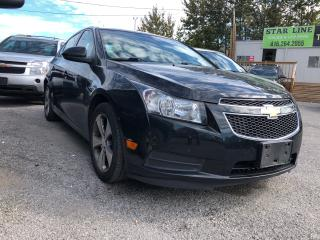 Used 2011 Chevrolet Cruze LTZ Turbo w/1SA for sale in Pickering, ON