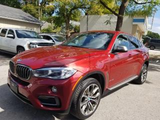 Used 2016 BMW X6 xDrive35i for sale in Markham, ON