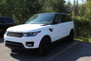 Used 2015 Land Rover Range Rover SPORT for sale in St-Nicolas, QC