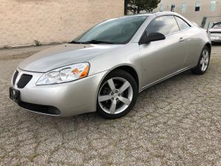 Used 2007 Pontiac G6 GT for sale in Toronto, ON