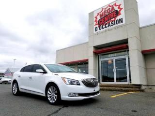 Used 2014 Buick LaCrosse Cxl Cuir / Toit Pano for sale in Montreal, QC