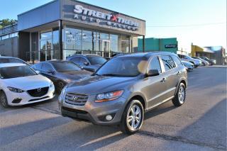 Used 2010 Hyundai Santa Fe LIMITED for sale in Markham, ON