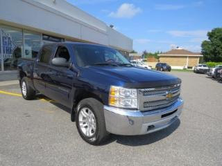 Used 2012 Chevrolet Silverado 1500 for sale in Alma, QC