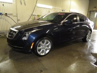 Used 2015 Cadillac ATS 4dr Sdn 2.0l St for sale in Alma, QC