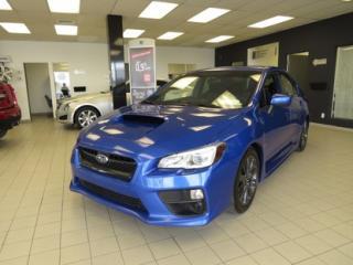 Used 2015 Subaru WRX 4dr Sdn Man for sale in Alma, QC