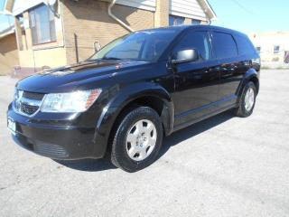 Used 2010 Dodge Journey SE 2.4L FWD Automatic Certified 178,000KMs for sale in Rexdale, ON