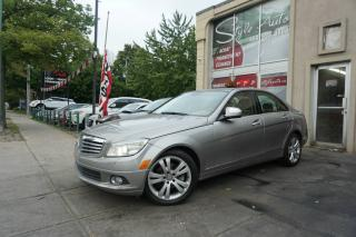 Used 2008 Mercedes-Benz C 300 Berline 4 portes 3,0 L 4MATIC for sale in Laval, QC