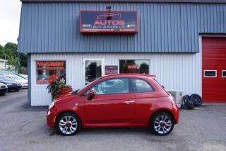 Used 2014 Fiat 500 Sport T.équipé for sale in Lévis, QC
