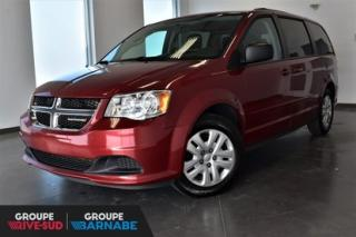 Used 2016 Dodge Grand Caravan SXT Stow'n'Go for sale in Brossard, QC