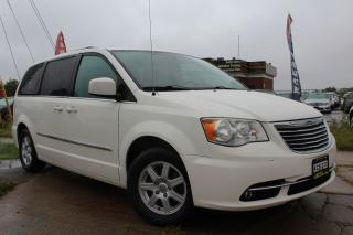 Used 2011 Chrysler Town & Country Touring STOW&GO|NAV|CAM|DVD for sale in Oakville, ON