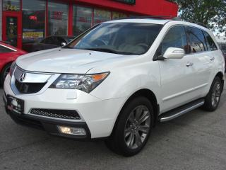 Used 2012 Acura MDX SH AWD ELITE PACKAGE for sale in London, ON