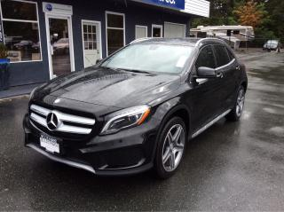 Used 2015 Mercedes-Benz GLA 250 GLA 250 for sale in Parksville, BC