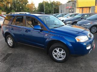 Used 2006 Saturn Vue V6/ AUTO/ POWER GROUP/ ALLOYS/ LIKE NEW! for sale in Scarborough, ON
