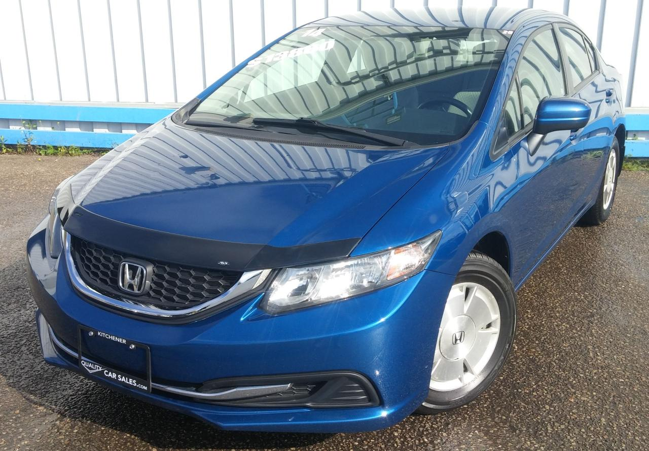 Used 2014 Honda Civic LX *HEATED SEATS* for Sale in Kitchener ...