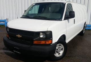 Used 2014 Chevrolet Express Extended Cargo Van for sale in Kitchener, ON