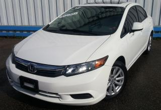 Used 2012 Honda Civic EX *SUNROOF* for sale in Kitchener, ON