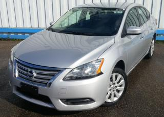 Used 2014 Nissan Sentra 1.8 S *BLUETOOTH* for sale in Kitchener, ON