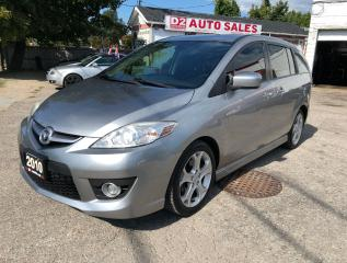 Used 2010 Mazda MAZDA5 Certified/GT/Leather/Roof/Heated Seat/6 Passenger for sale in Scarborough, ON